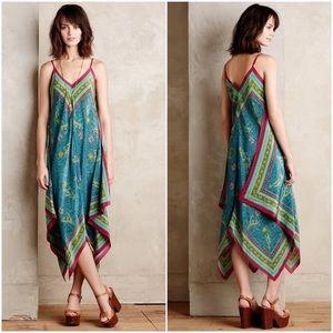 Holding Horses Belita Silk Scarf Dress